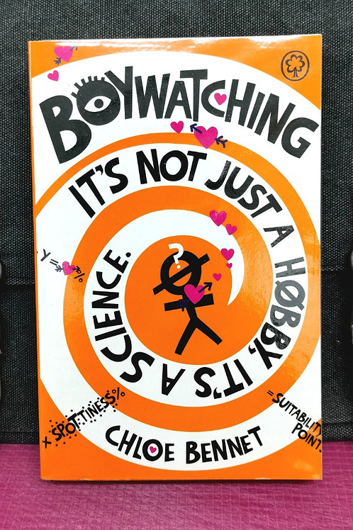 """Boywatching """"It's Not Just A Hobby, It's A Science."""""""