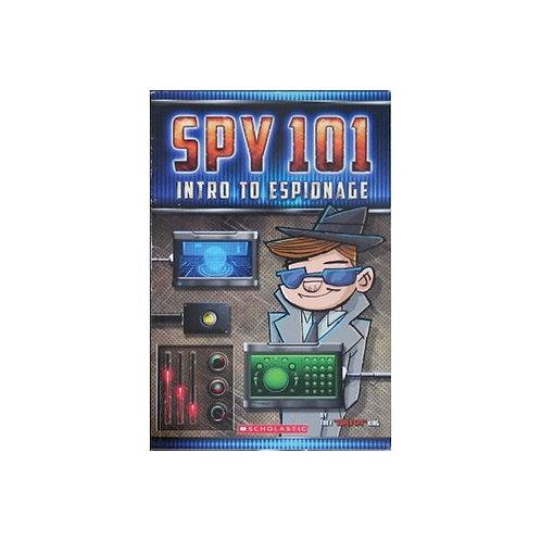 Spy 101 - Intro to Espionage