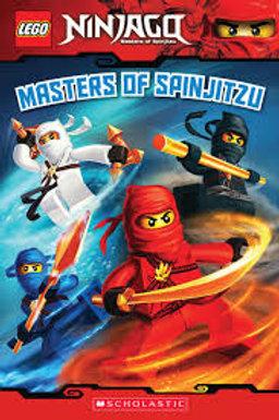 "Lego Ninjago - Masters of Spinjitzu ""Masters of Spinjitzu"""