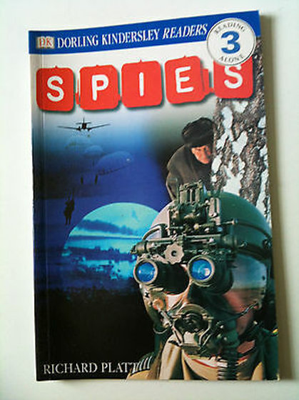 DK Dorling Kindersley Readers (Level 3) - SPIES