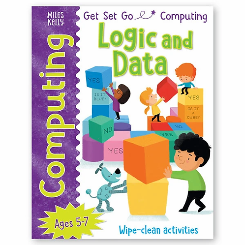 Get Set Go Computing - Logic and Data