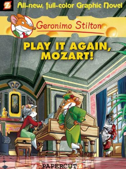 Geronimo Stilton - Play it Again, Mozart