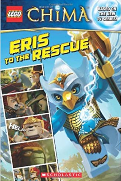 Lego Legends of Chima - Eris to the Rescue!
