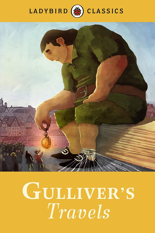 Ladybird Classics - Gulliver's Travel