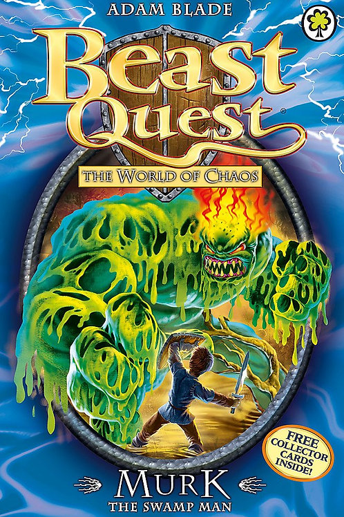 "Beast Quest the World of Chaos - ""Murk the Swamp Man"""