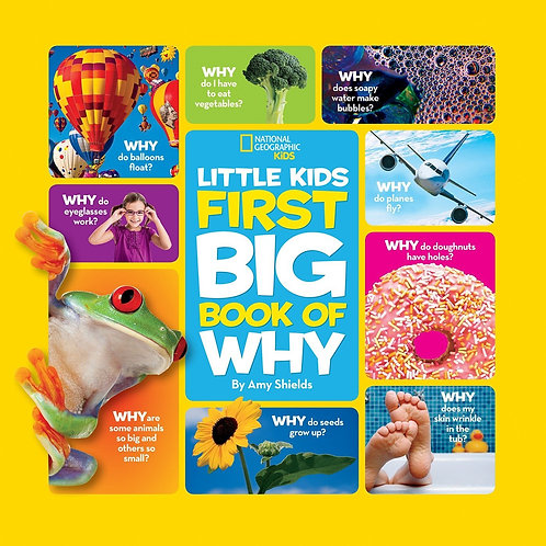 National Geographic Kids - First Big Book of Why