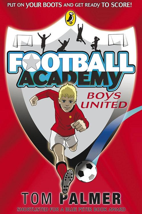 """Football Academy """"Boys United"""""""