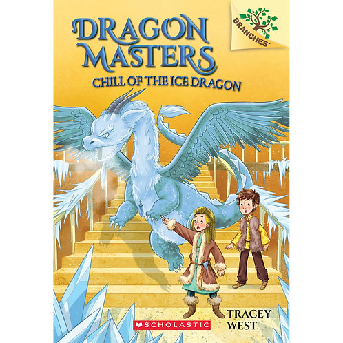 """Dragon Masters - """"Chill of the Ice Dragon"""""""