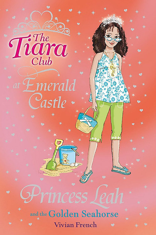 The Tiara Club at Emerald Castle - Princess Leah and the Golden Seahorse