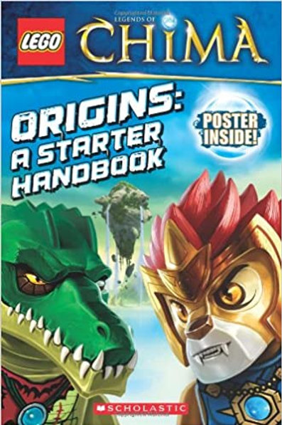 Lego Legends of Chima - Origins : A Starter Handbook