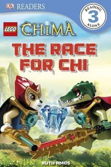 Legends of Chima - The Race for Chi