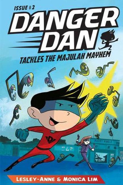 Danger Dan Confronts Tackles the Majulah Mayhem (Issue #2)