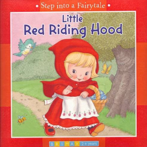Step into Fairytale - Little Red Riding Hood