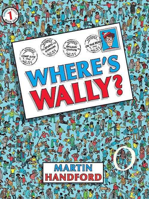 Where's Wally? (Book 1)