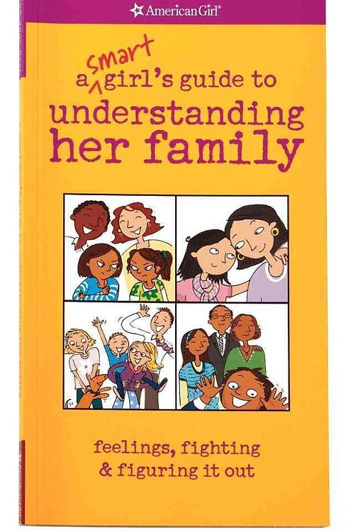 American Girl - A Smart Girl's Guide to understanding her Family
