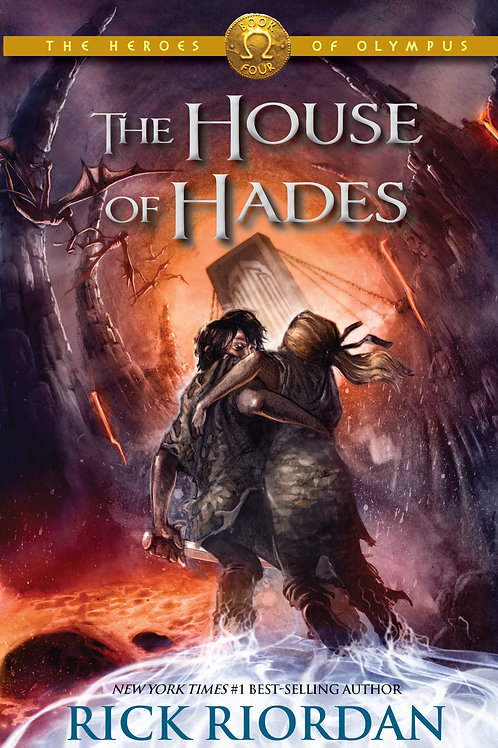 "The Heroes of Olympus ""The House of Hades"""