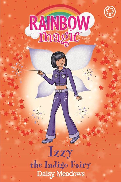 "Rainbow Magic - ""Izzy the Indigo Fairy"""