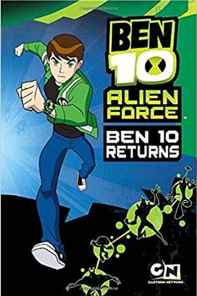 """Ben 10 Alien Force """"Ben 10 Returns"""""""