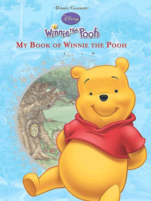 "Disney Classics Winnie the Pooh - ""My Book of Winnie the Pooh"""