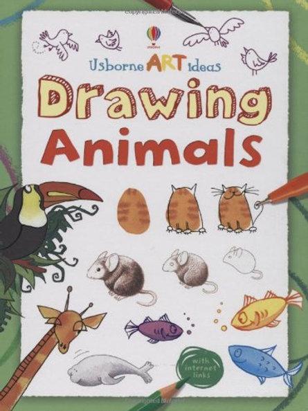 Usborne Art Ideas  - Drawing Animals