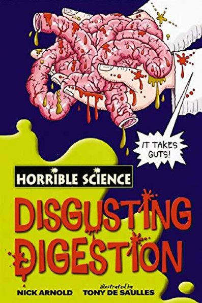 Horrible Science - Disgusting Digestion