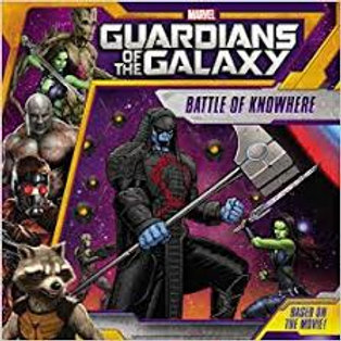 "Guardians of the Galaxy ""Battle of Knowhere"""