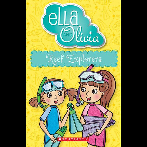 "Ella and Olivia ""Reef Explorers"""