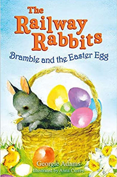 The Railway Rabbits - Bramble and the Easter Egg