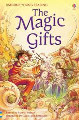 Usborne Young Reading - The Magic Gifts