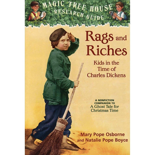 Magic Tree House Research Guide - Rags and Riches