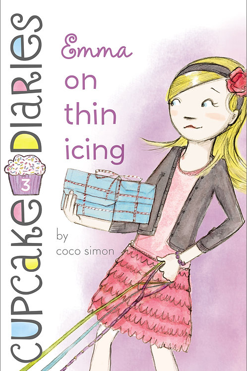 Cupcake Diaries - Emma on thin Icing