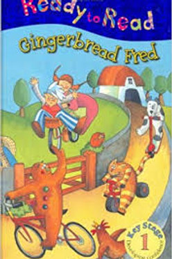 Gingerbread Fred