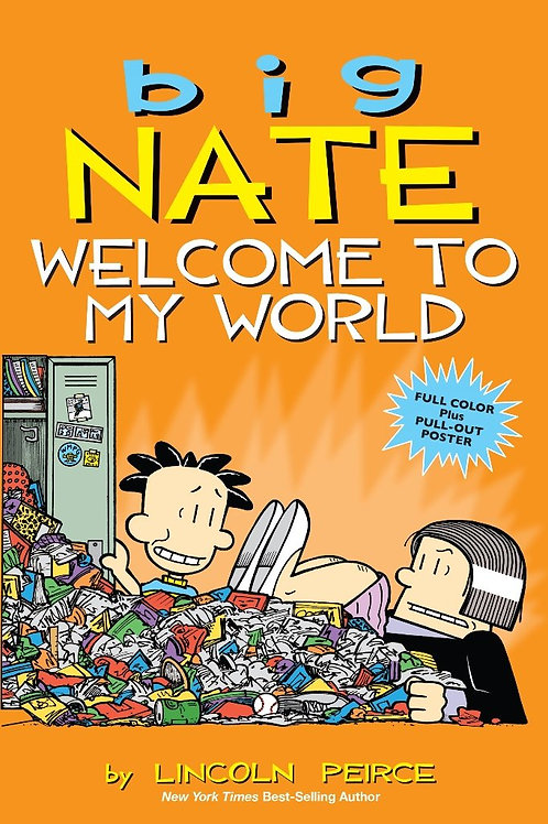 Big Nate - Welcome to My World