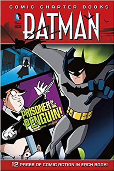 Comic Chapter Books - Batman Prisoner of the Penguin