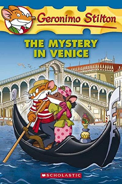 "Geronimo Stilton - ""The Mystery in Venice"""