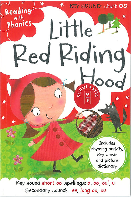 """Reading with Phonics """"Little Red Riding Hood"""""""
