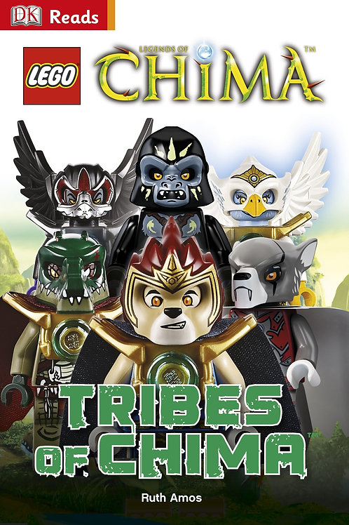 """DK Reads - Lego Chima """"Tribes of Chima"""""""