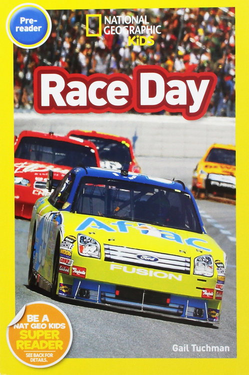 National Geographic Kids (Pre-Reader) - Race Day