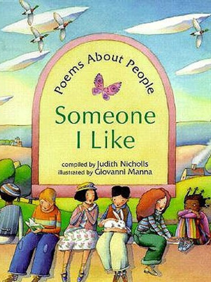"""Poems About People - """"Someone I Like"""""""
