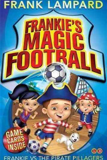 Frankie's Magic Football