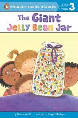 Puffin Young Readers (Level 3) - The Giant Jelly Bean Jar