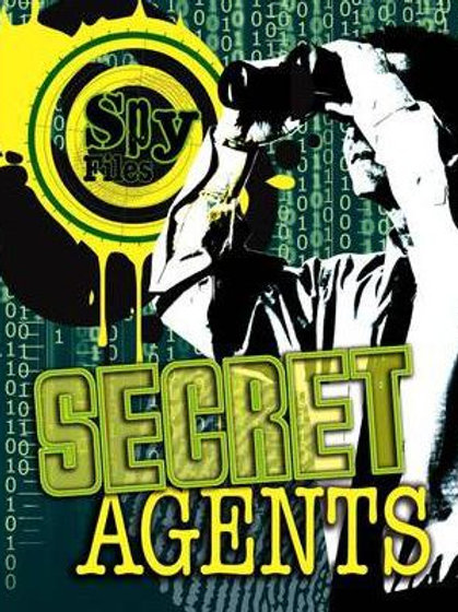 Spy Files - Secret Agents