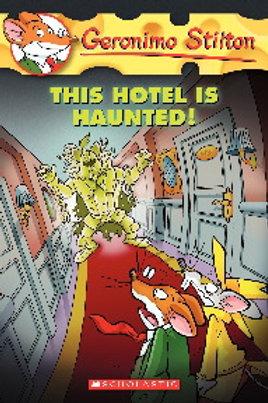 Geronimo Stilton - This Hotel is Haunted!