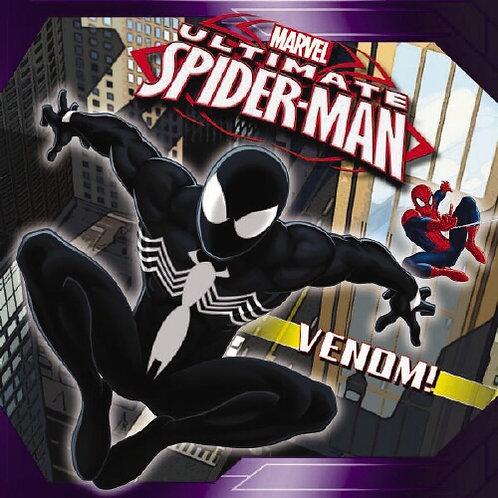 "Marvel Ultimate Spider-Man ""Venom!"""