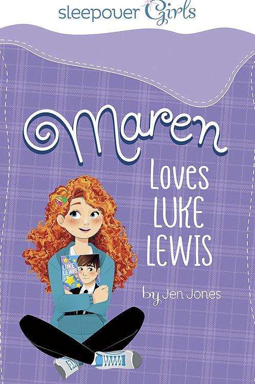 """Sleepover Girls """"Maren Loves Luke Lewis"""""""