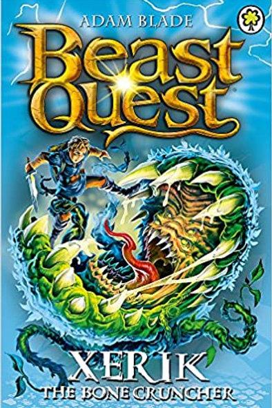 "Beast Quest ""Xerik the Bone Crusher"""