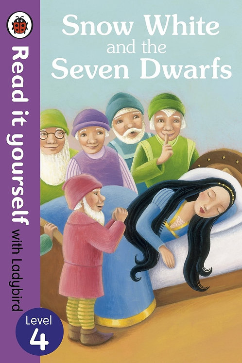 Read it Yourself (Level 4) - Snow White and the Seven Dwarfs