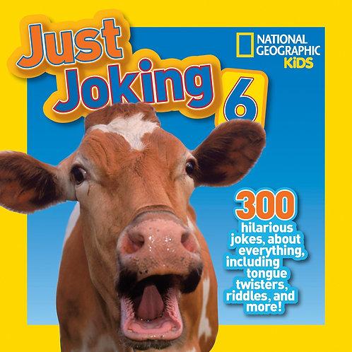 "National Geographic Kids - ""Just Joking"" 6"
