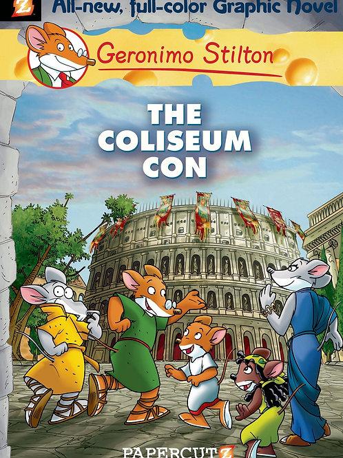 Geronimo Stilton - The Coliseum Con