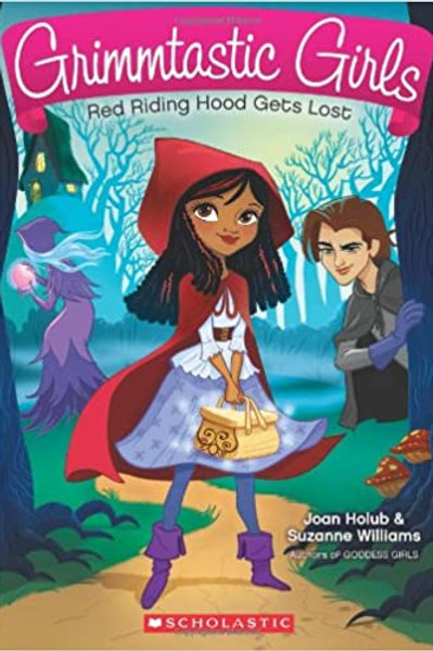 """Grimmtastic Girls """"Red Riding Hood Gets Lost"""""""